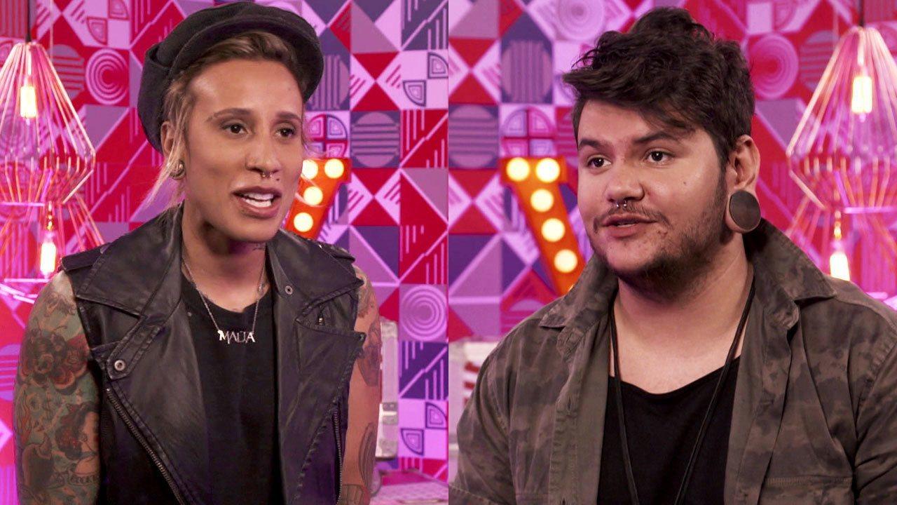 The Voice Brasil: Reencontro - Programa de quarta-feira, 13/09/2017, na íntegra - Luana Camarah e Renan Zonta lembram suas trajetórias na edição de 2013 do programa.