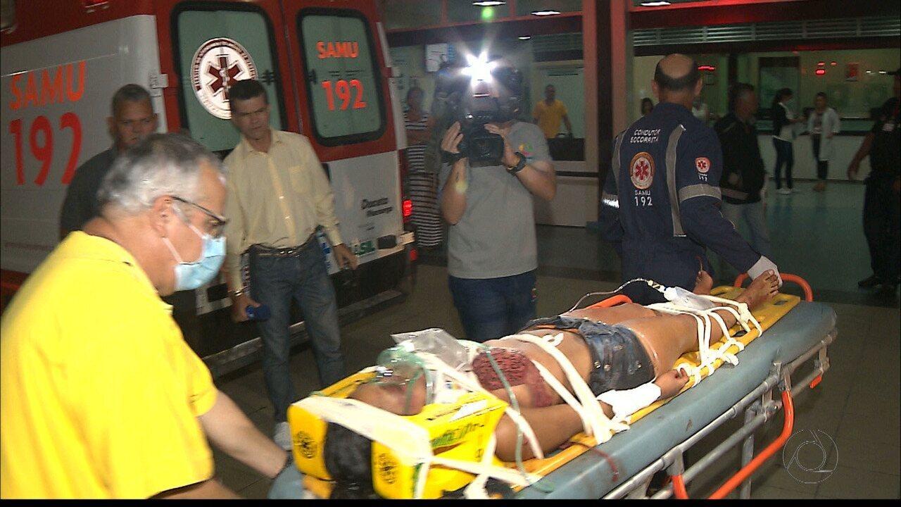 Adolescente morre e dois ficam feridos em tiroteio em Santa Rita, na PB
