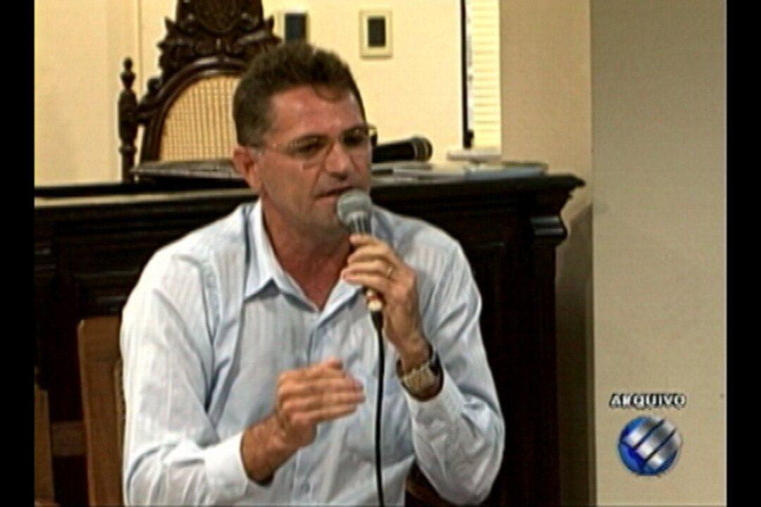 Polícia Federal prendeu em Altamira o fazendeiro Regivaldo Galvão