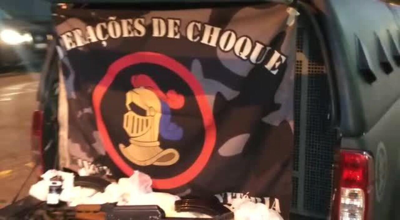 Operação de combate ao tráfico de drogas é realizada no Sul do Rio e na Capital