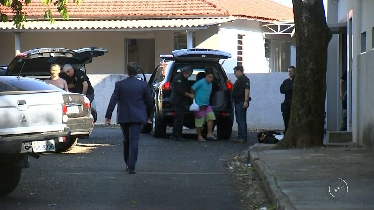 PF desarticula quadrilha de traficantes que transportava droga de MS para SP