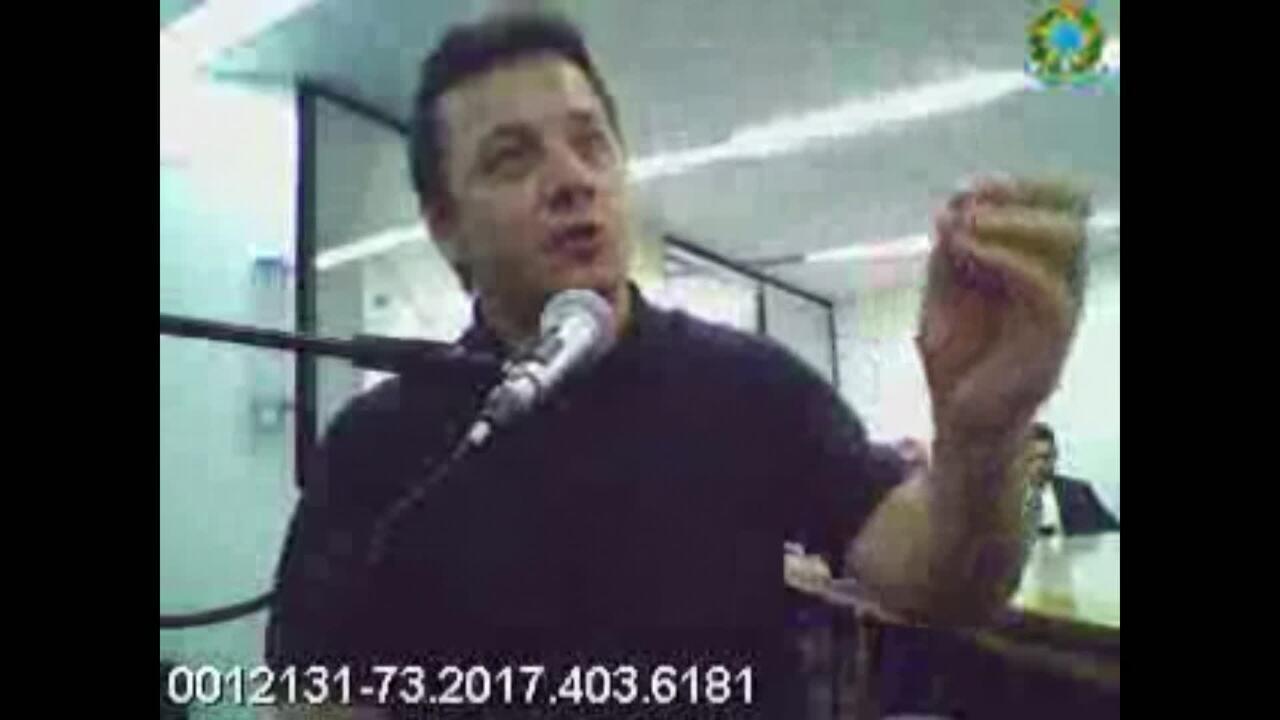 Wesley Batista depõe à Justiça Federal em São Paulo
