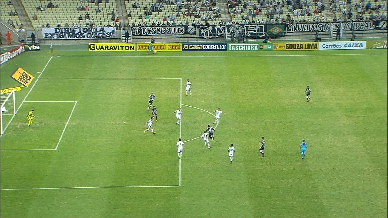 Melhores momentos entre Ceará 1x1 América-MG, pela Série B do Campeonato Brasileiro