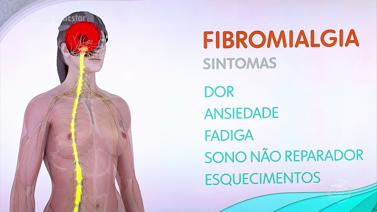 Conheça os sintomas da fibromialgia