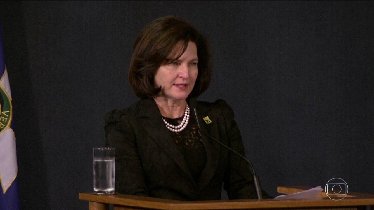 Raquel Dodge assume comando da Procuradoria-Geral da República