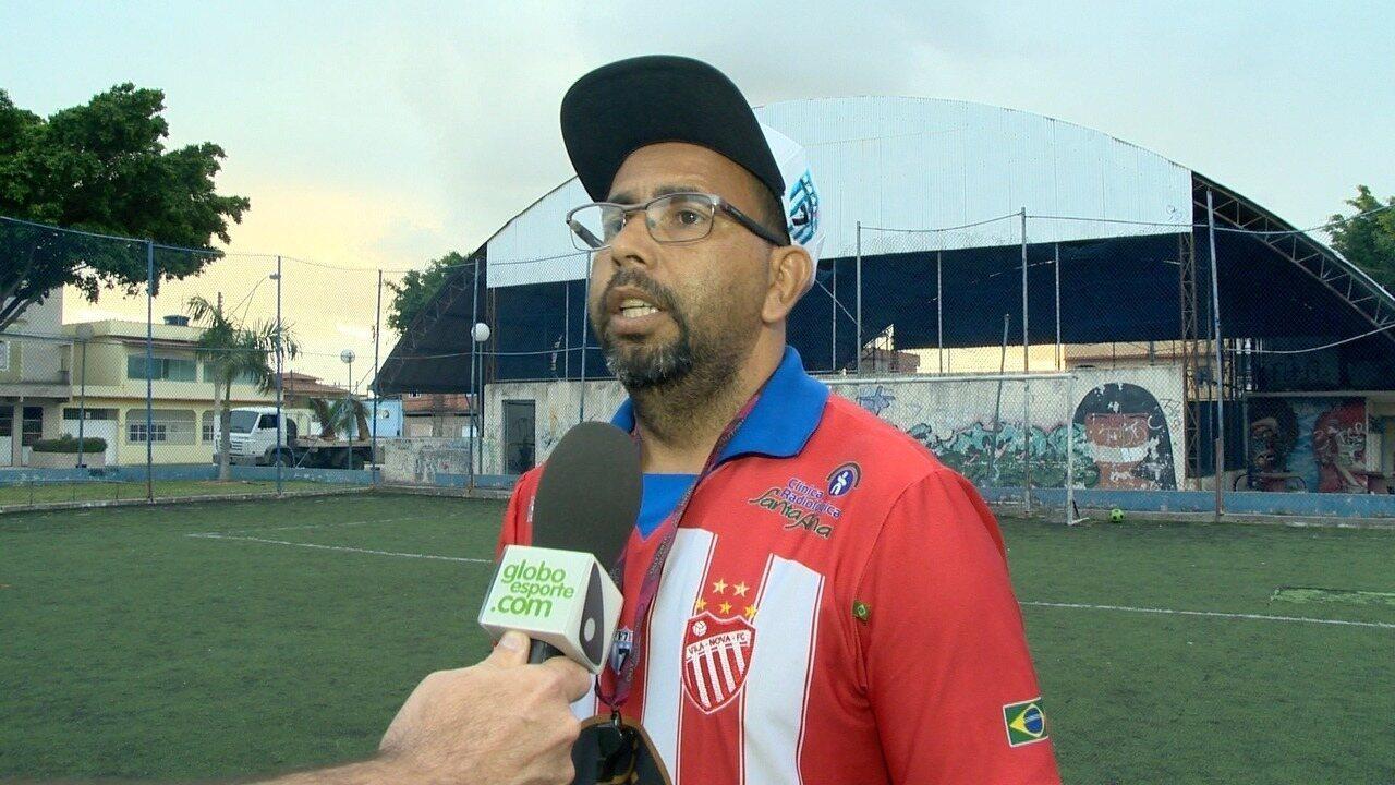Técnico do Vila Nova-ES aponta prioridade na preparação para a Série A-2 do Brasileirão