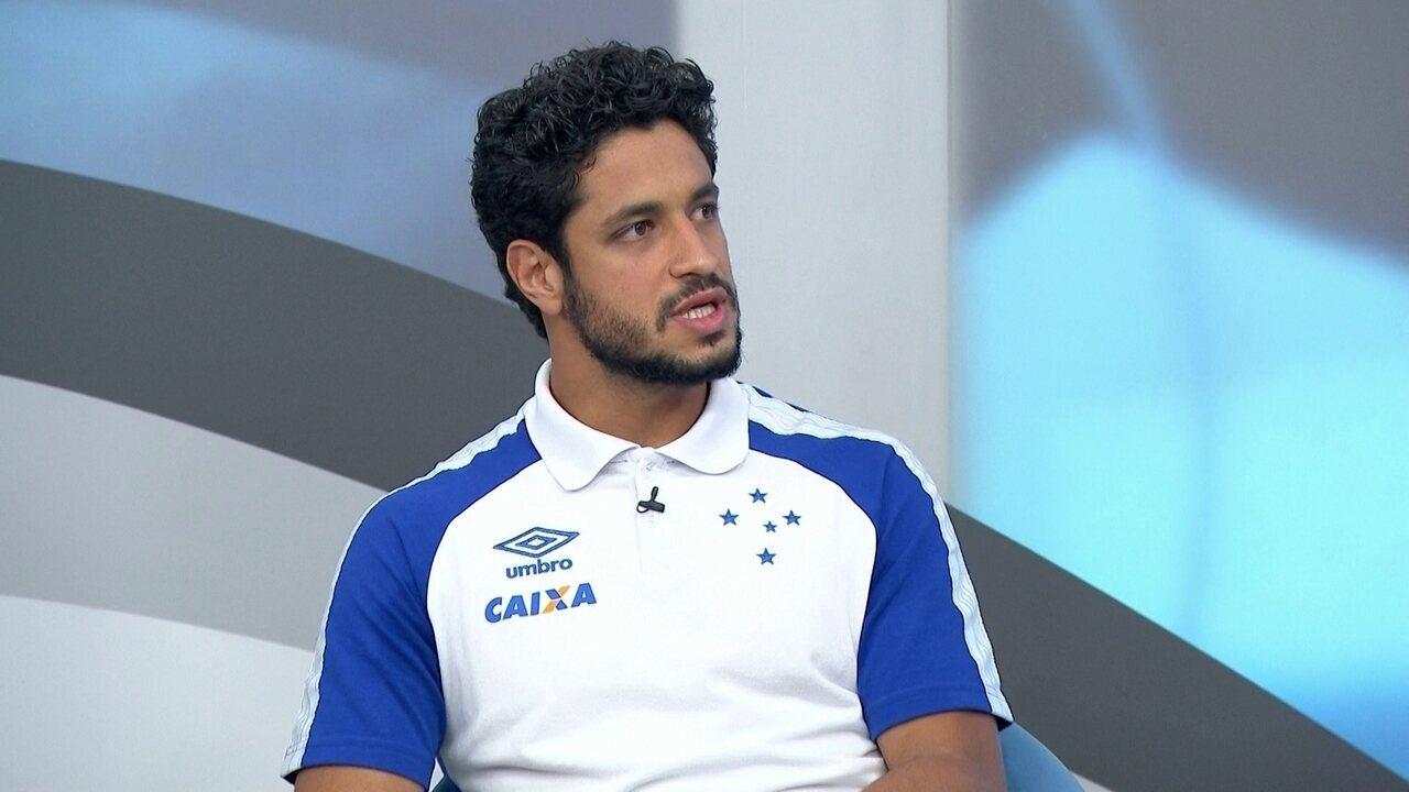 Léo, do Cruzeiro, diz que final da Copa do Brasil contra o Flamengo está em aberto