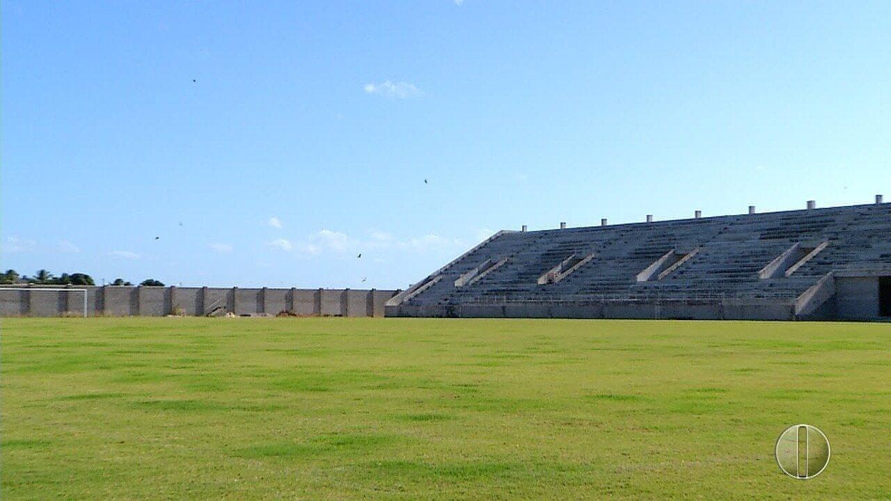 Primeira fase de construção da Arena América está 85% concluída