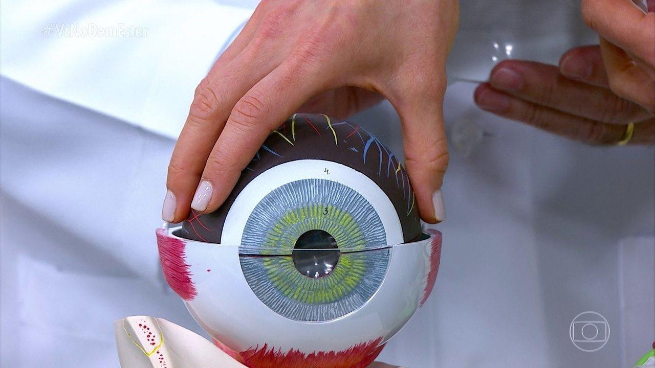 Luz solar pode causar danos irreversíveis na retina
