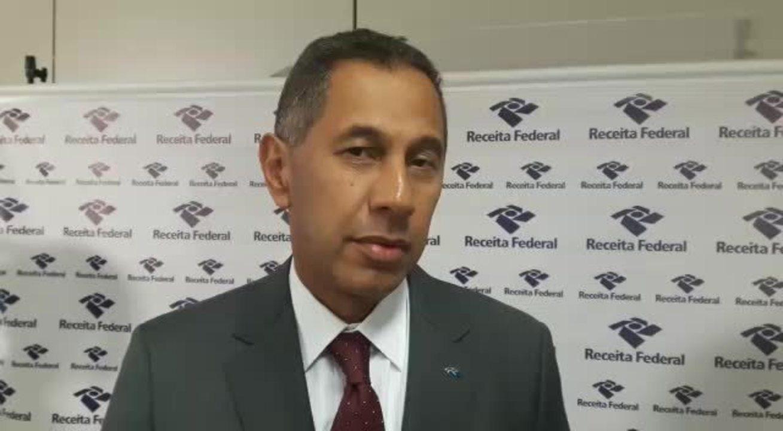 Claudemir Malaquias, da Receita Federal, comenta a arrecadação federal de agosto de 2017