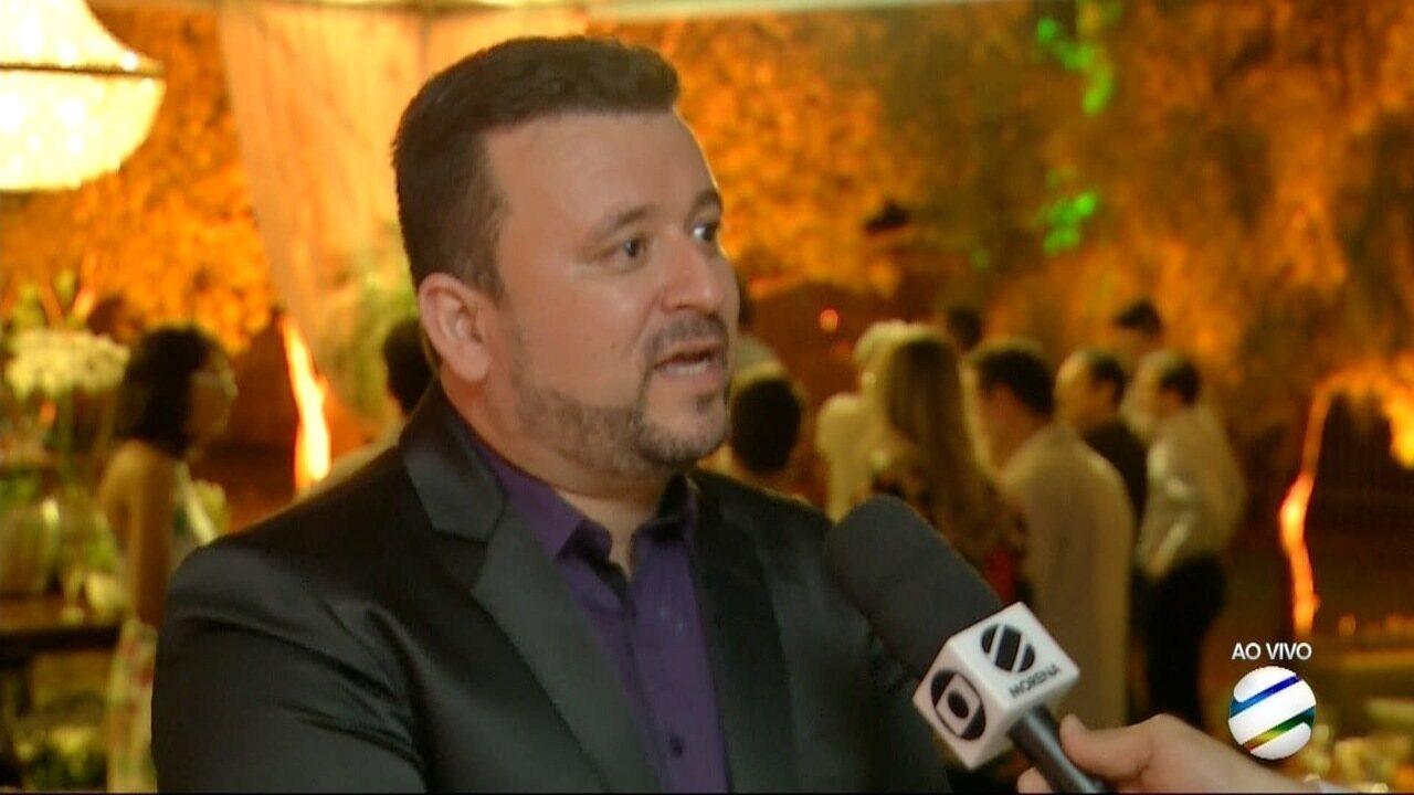Rivando Messias, gerente regional em Dourados, fala sobre nova marca da TV Morena