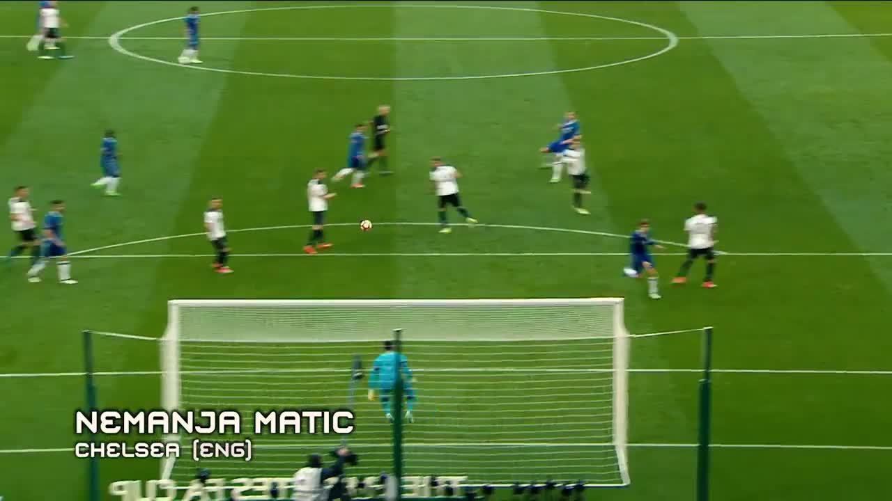 dc451436c2 Fifa divulga vídeo com os dez gols concorrentes ao prêmio Puskás