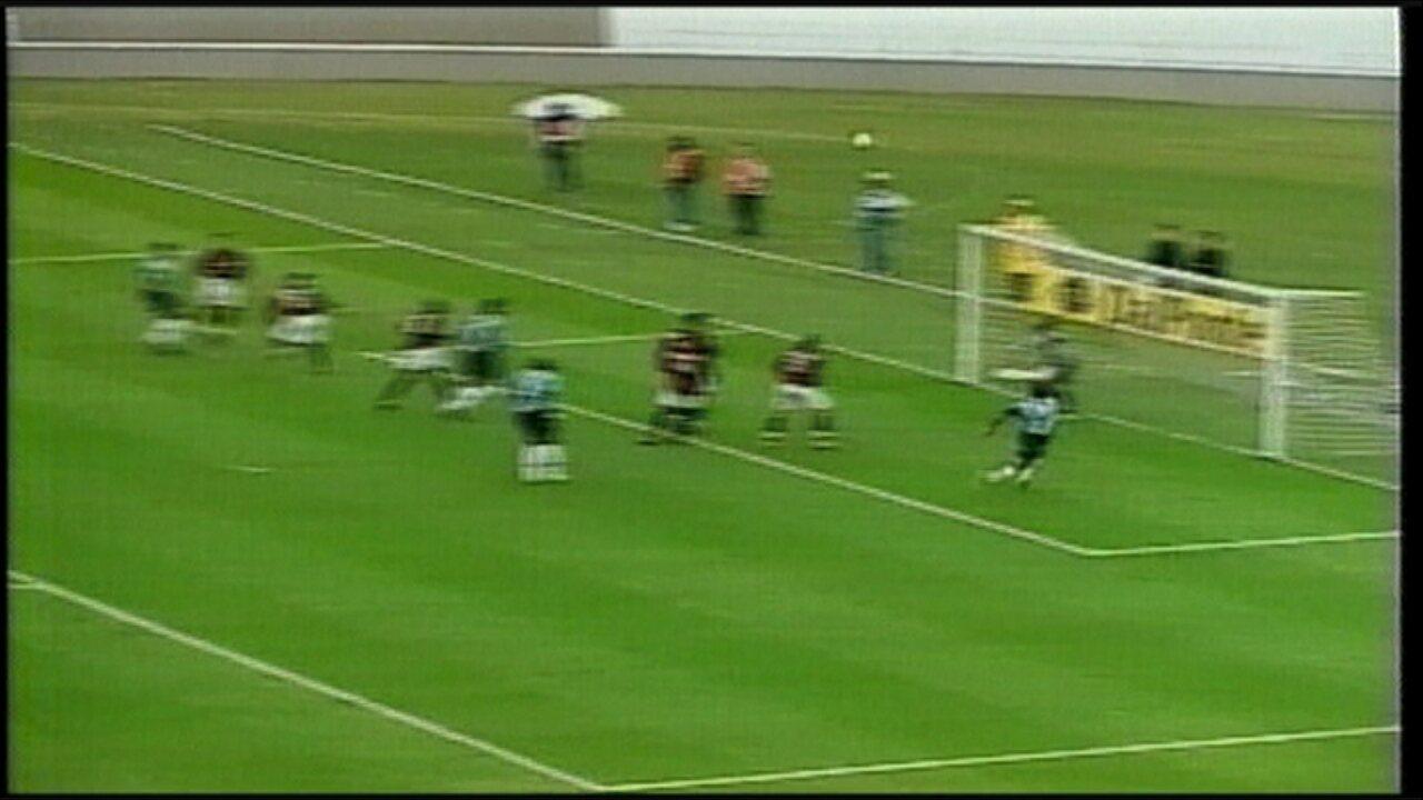 No Beira-Rio com portões fechados, Ituano venceu o Grêmio pela Série B de 2005; Relembre