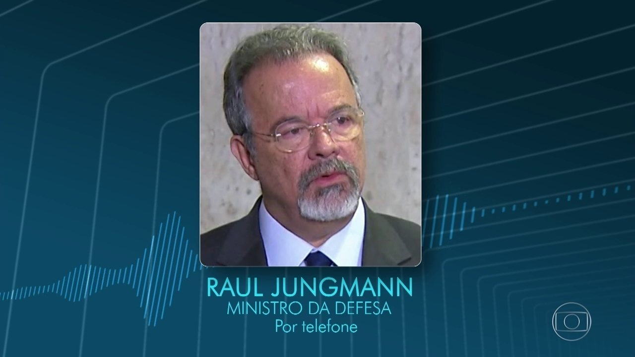 Raul Jungmann diz que a Rocinha está pacificada