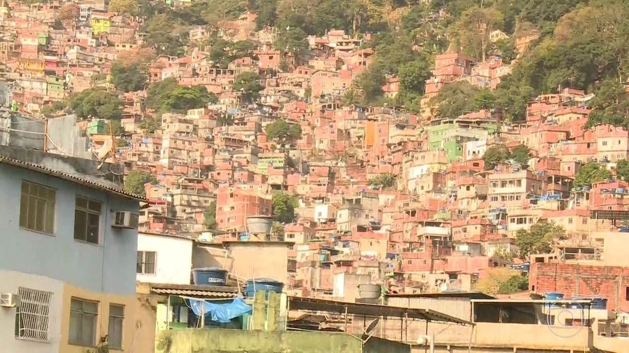 Rocinha vive novo dia de tiroteios