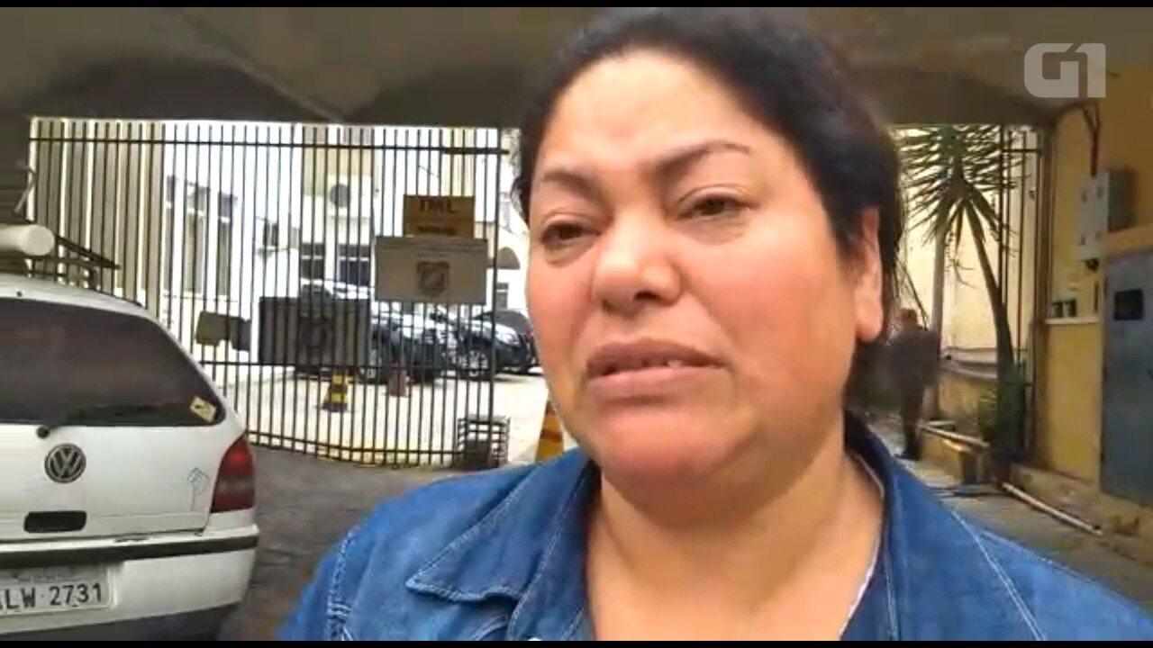 Tia de Larissa Ferreira conta que a sobrinha havia acabado de se formar em administração
