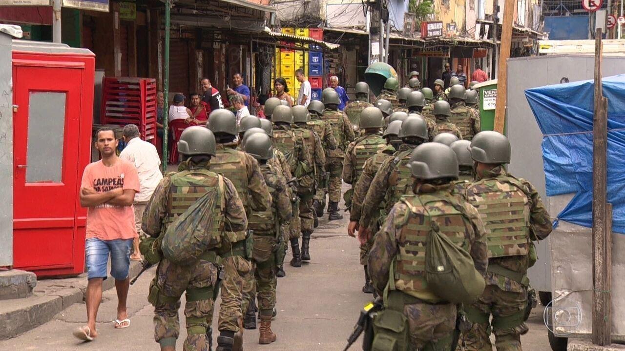 Rocinha tem novo tiroteio na tarde deste domingo (24), informa UPP