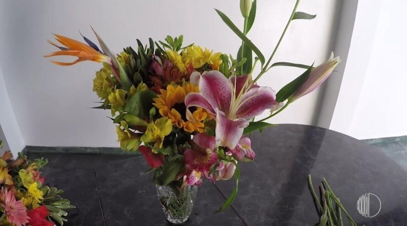Primavera chegou! Aprenda a fazer arranjos de flores sem gastar muito