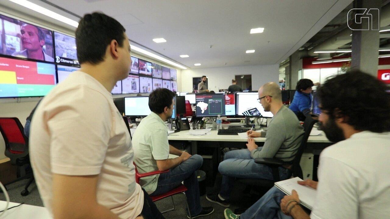 G1 lança monitor da violência em parceria com NEV-USP e Fórum de Segurança Pública