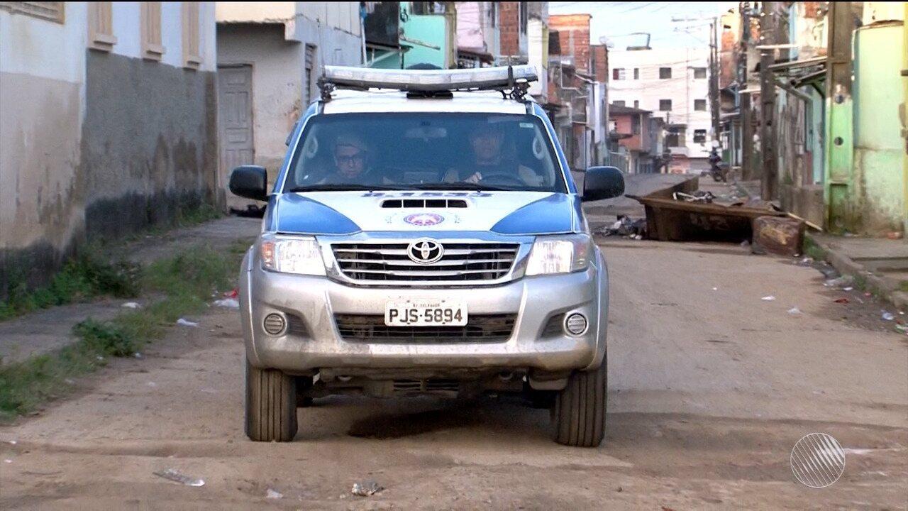 Tiroteio deixa uma pessoa morta e quatro feridas no bairro Daniel Gomes, em Itabuna