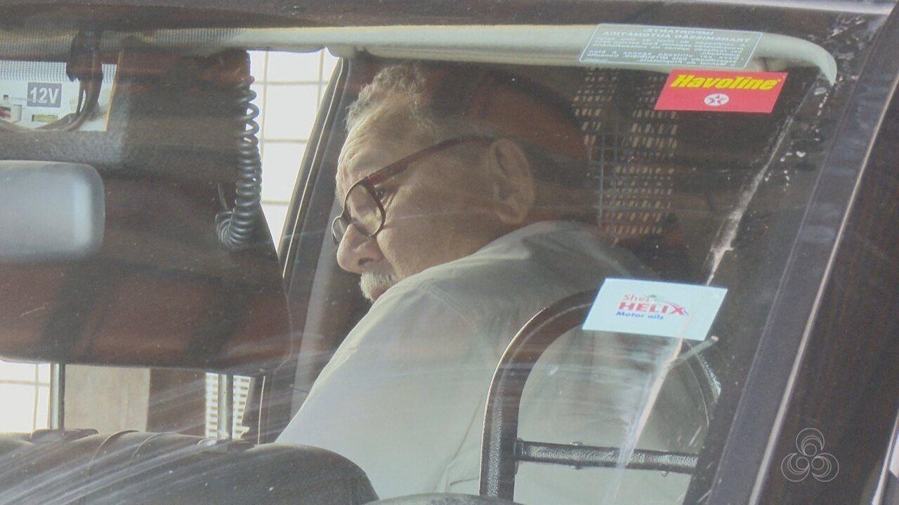 Justiça revoga prisão domiciliar de ex-deputado do AP por uso indevido de telefone celular