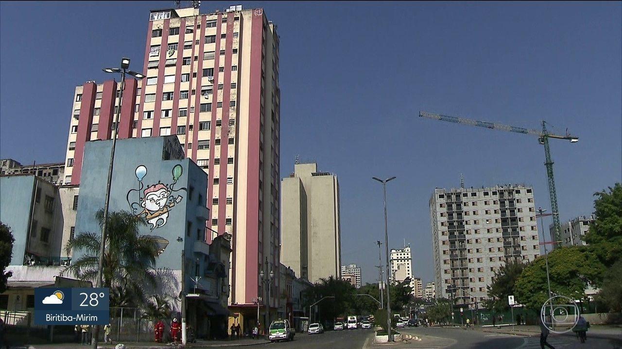 Projeto Novo Centro foca em melhorias pra região do Campos Elíseos e da República