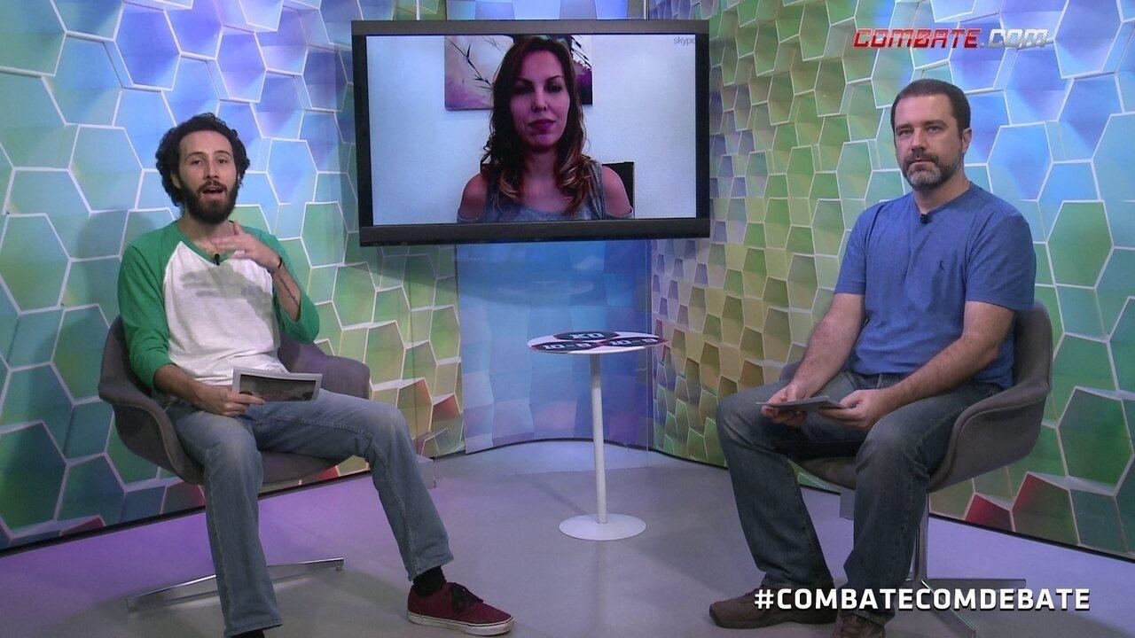 Combate.com Debate contextualiza polêmica prisão de coletores antidoping na Tailândia