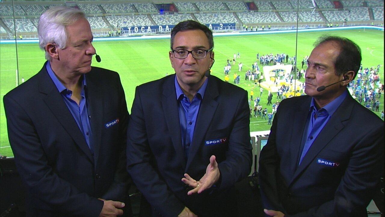 Segundo Noriega, Diego ainda não deu resposta ao Flamengo