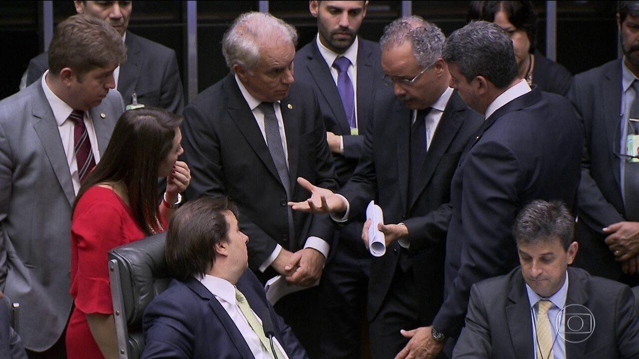 Câmara aprova fim das coligações para eleições proporcionais