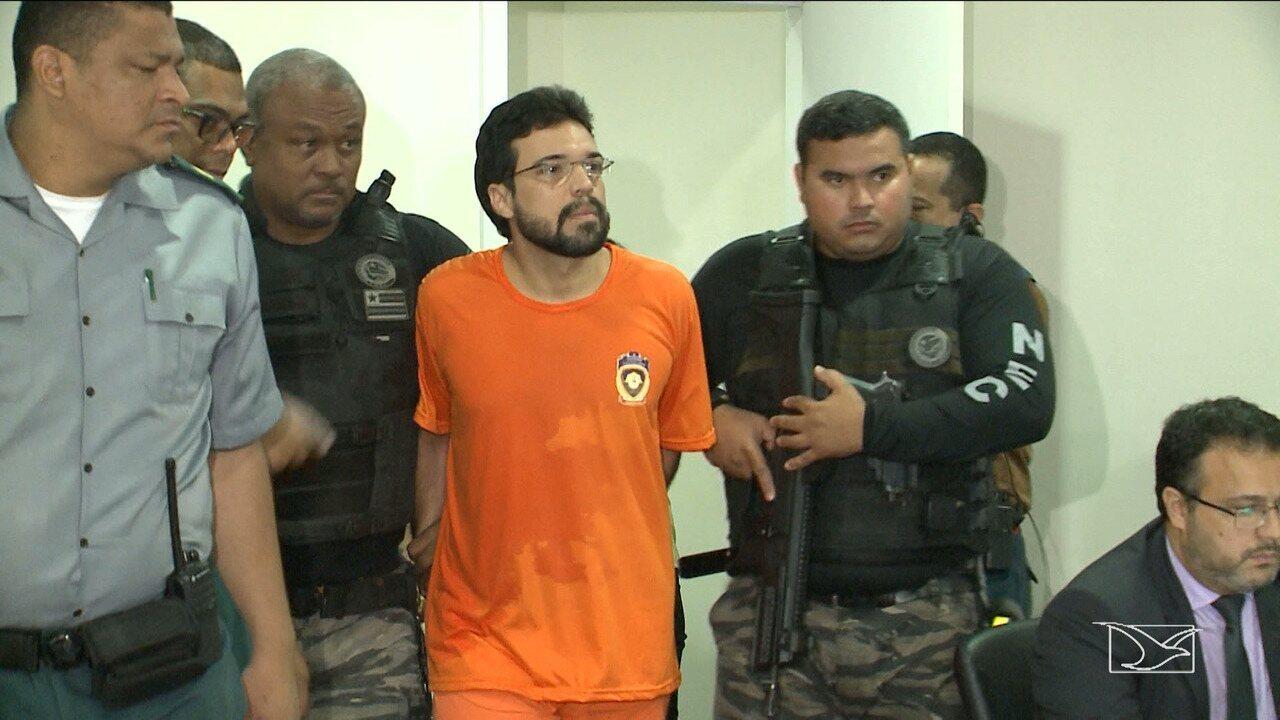 Lucas Porto é submetido a novo exame de sanidade mental em São Luís