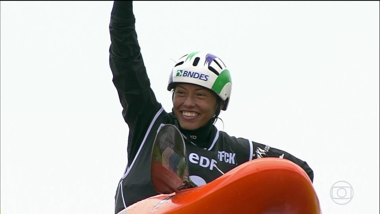 Esporte Espetacular: Ana Sátila conquista medalha de prata no K1 Extremo no Mundial de Slalom