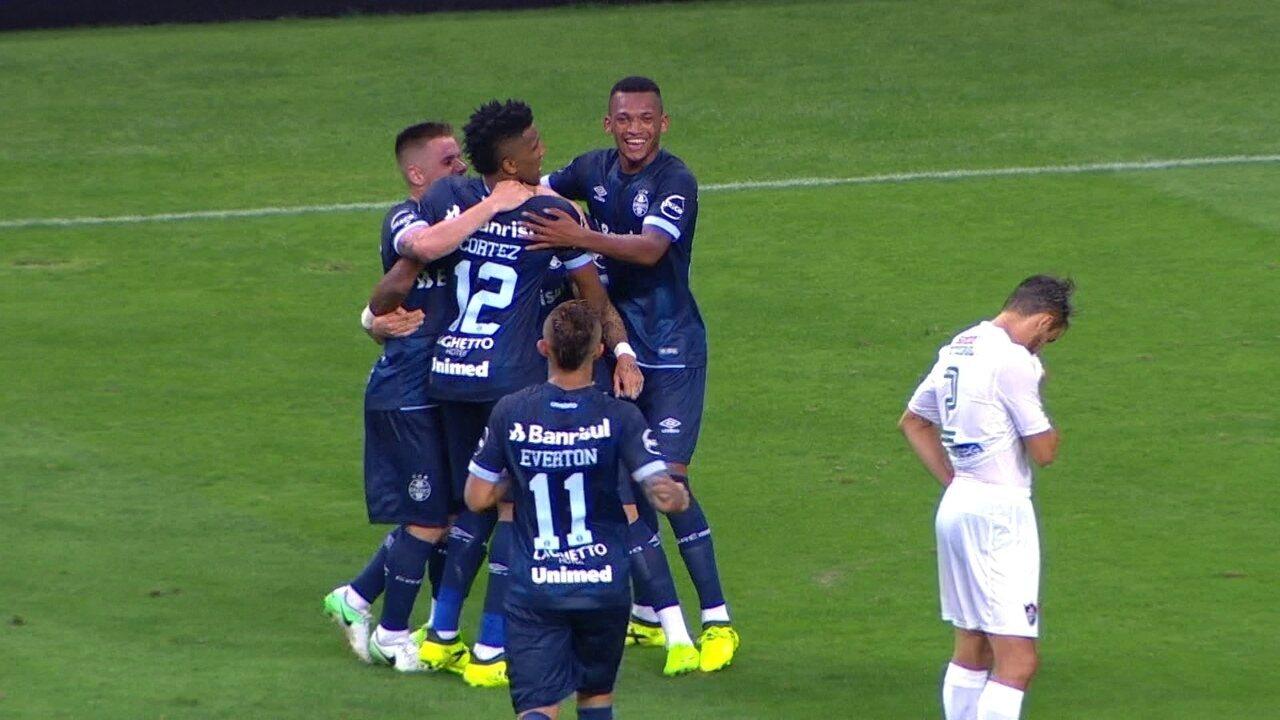 Os melhores momentos de Grêmio 1 x 0 Fluminense pela 26ª rodada do  Brasileirão 972647305eec3