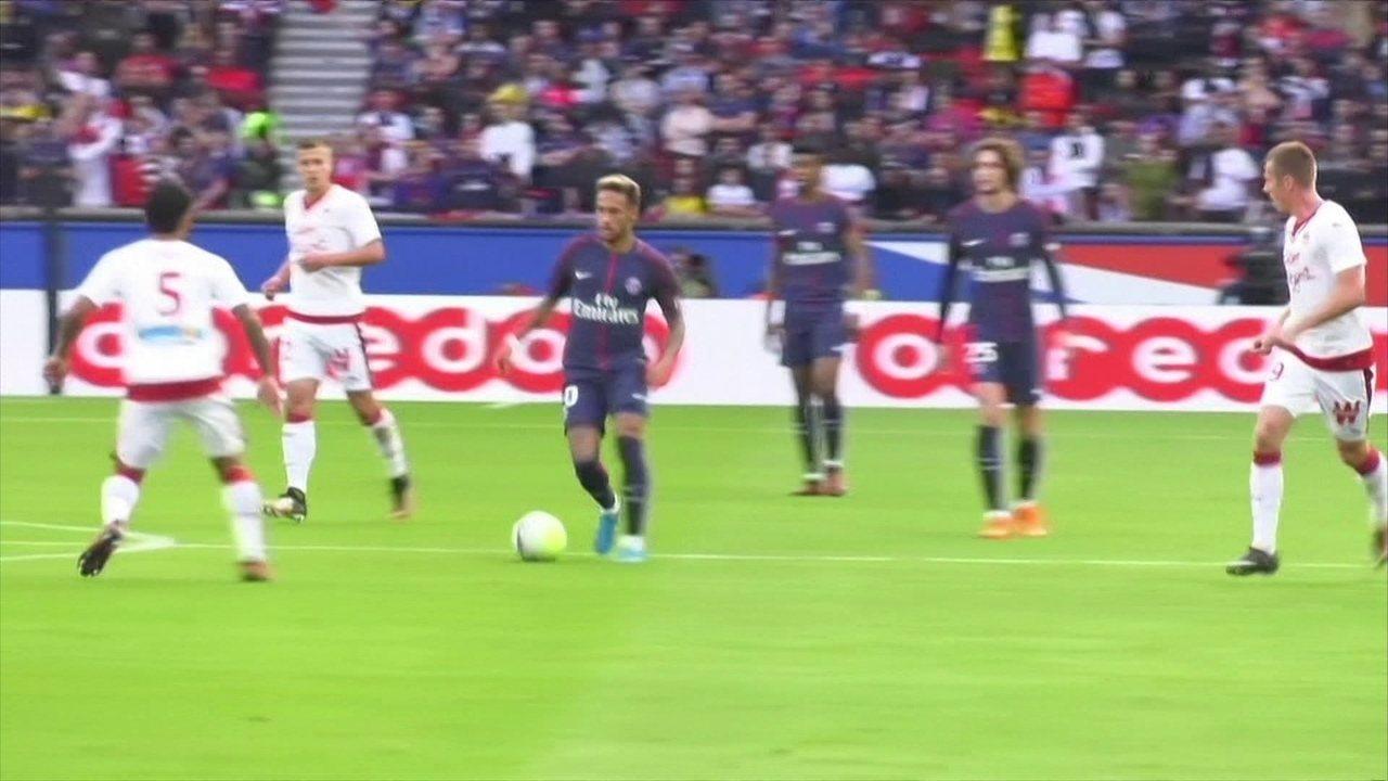 Alexandre Oliveira diz que Neymar está tranquilo no PSG