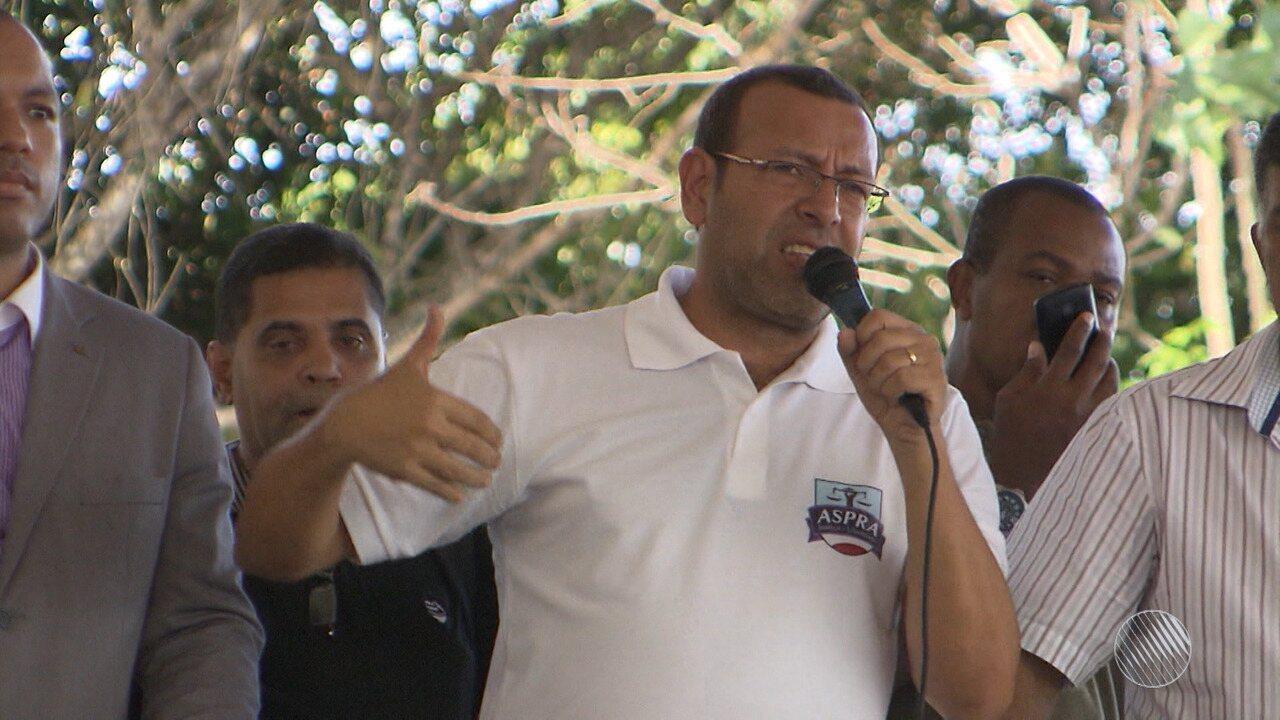 Após 16 anos, STF determina reintegração do deputado estadual Soldado Prisco à PM