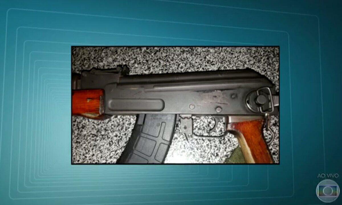 Operação no Rio tem 10 detidos e 2 apreendidos