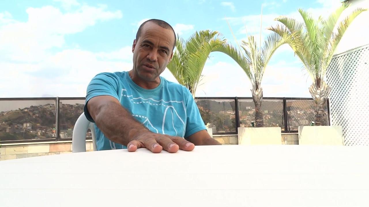 O convite para treinar o Tupi, como lidar com jovens e a vida no dia a dia