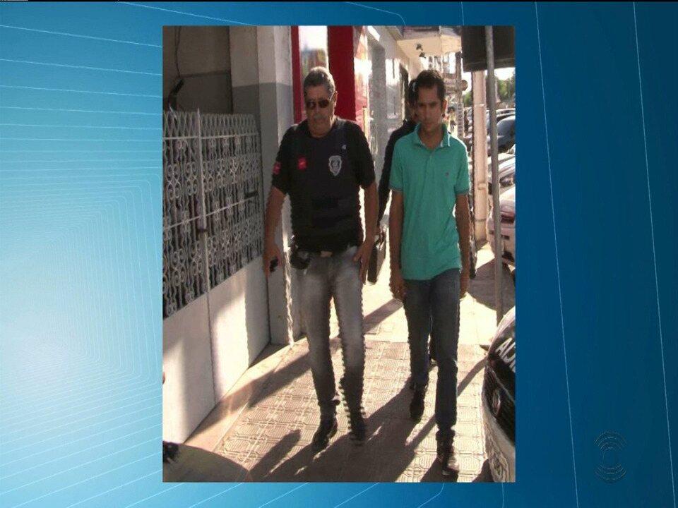 Filho do prefeito de Teixeira, na Paraíba, é preso suspeito de homicídio