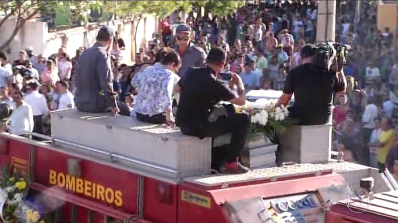 Sobe para 7 o número de crianças mortas no incêndio criminoso em MG