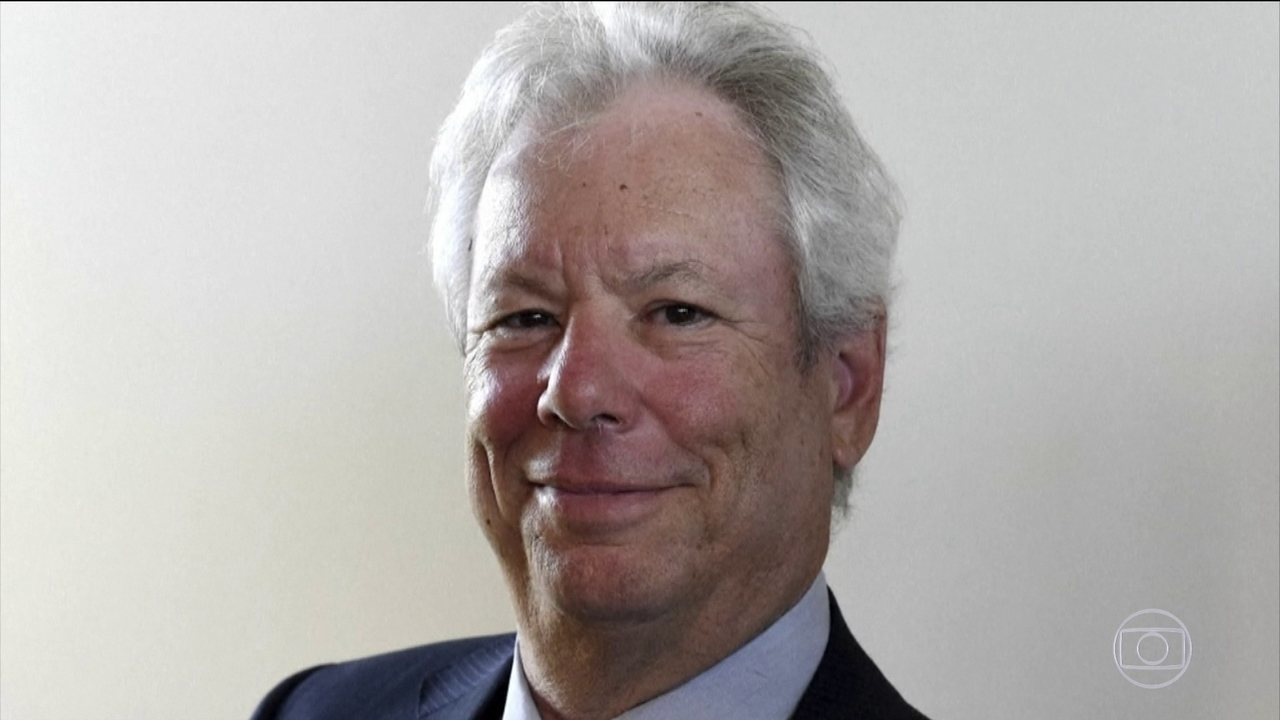 Americano Richard Thaler ganha o Prêmio Nobel de Economia
