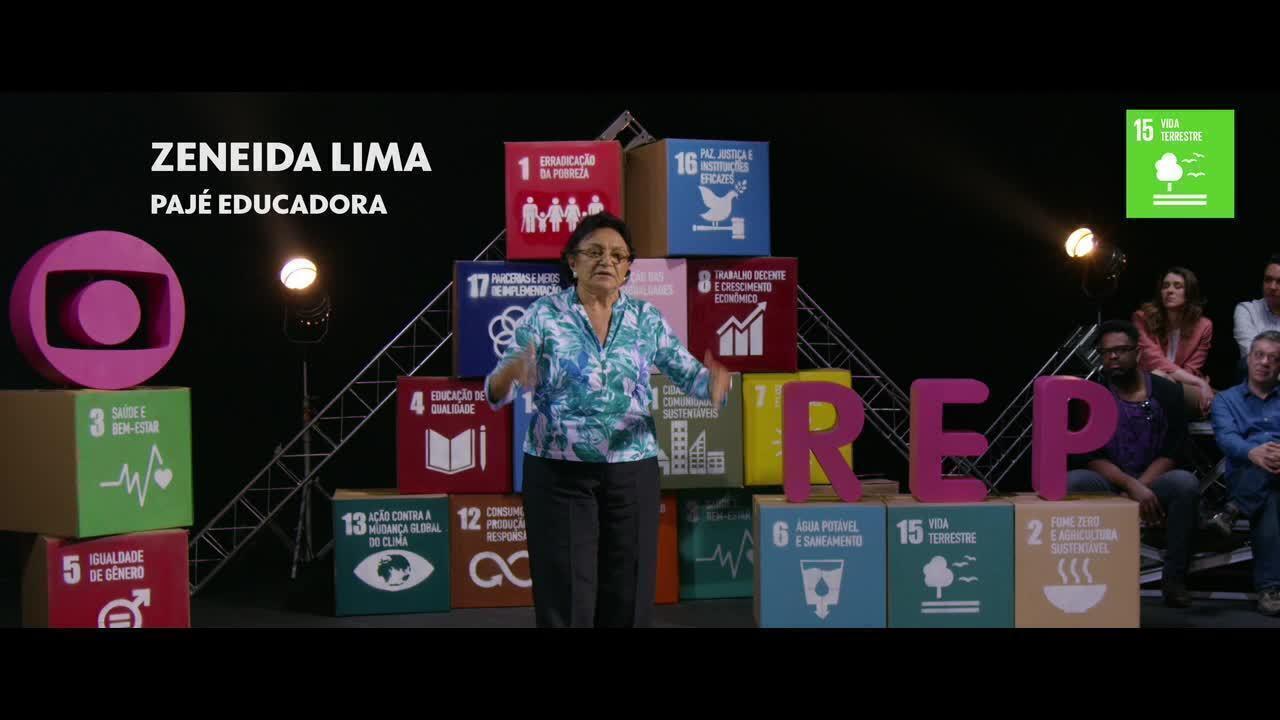 REP - Geração do Amanhã: Zeneida Lima