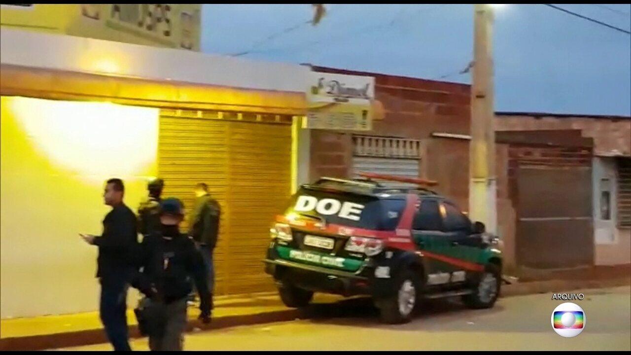 Polícia Civil faz mais uma operação para combater invasão de terras no DF