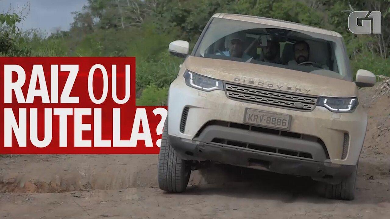 Primeiras impressões: novo Land Rover Discovery