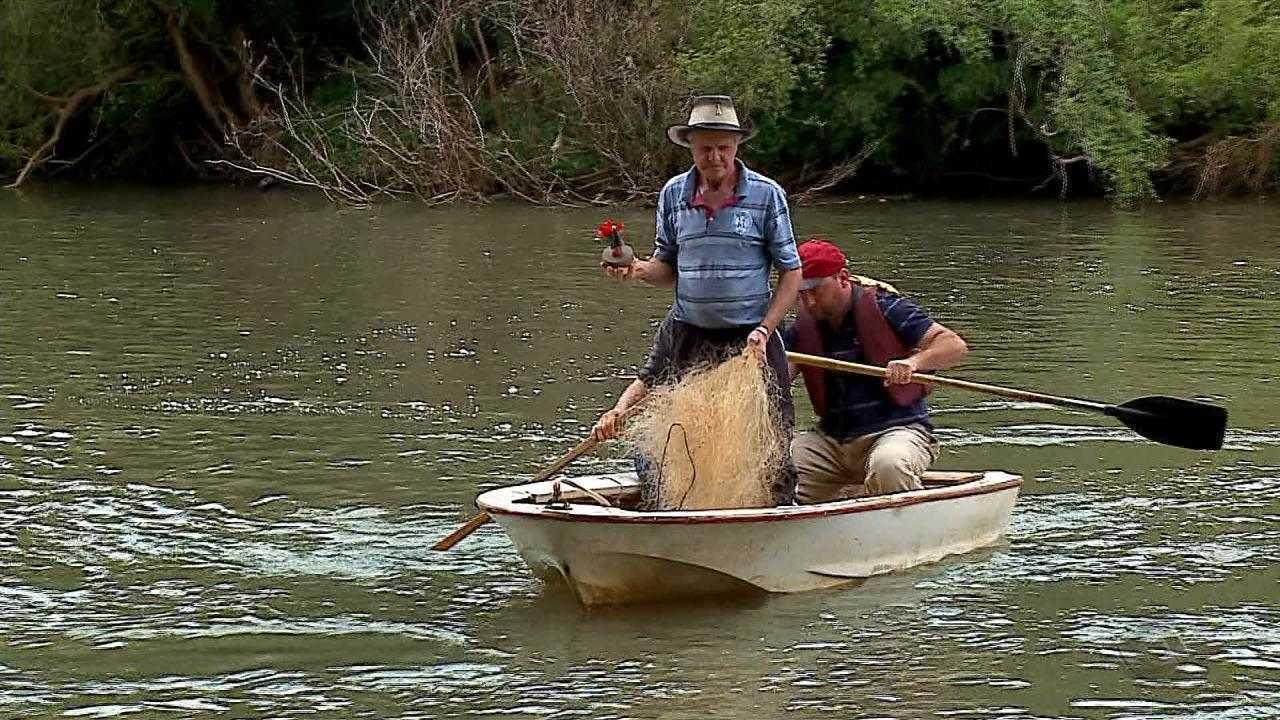 Pescadores encontram imagem de Nossa Senhora Aparecida em rio do RS