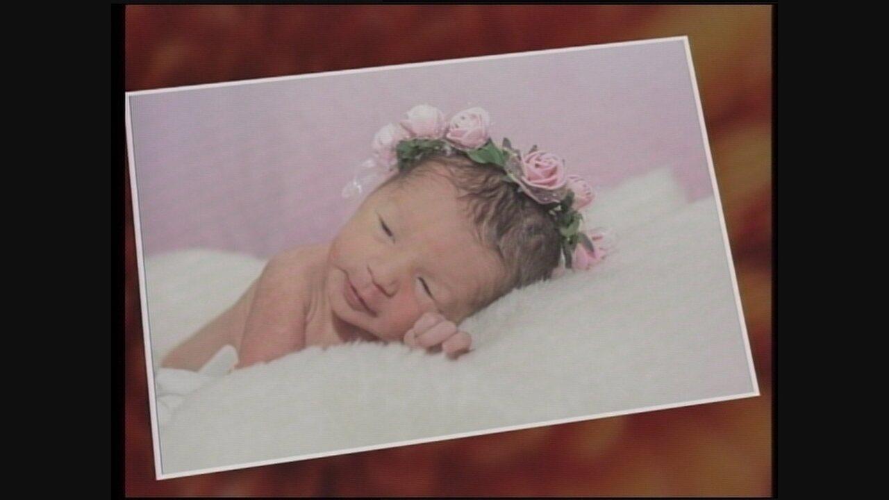 Bebê internados em UTI participam de ensaio fotográfico