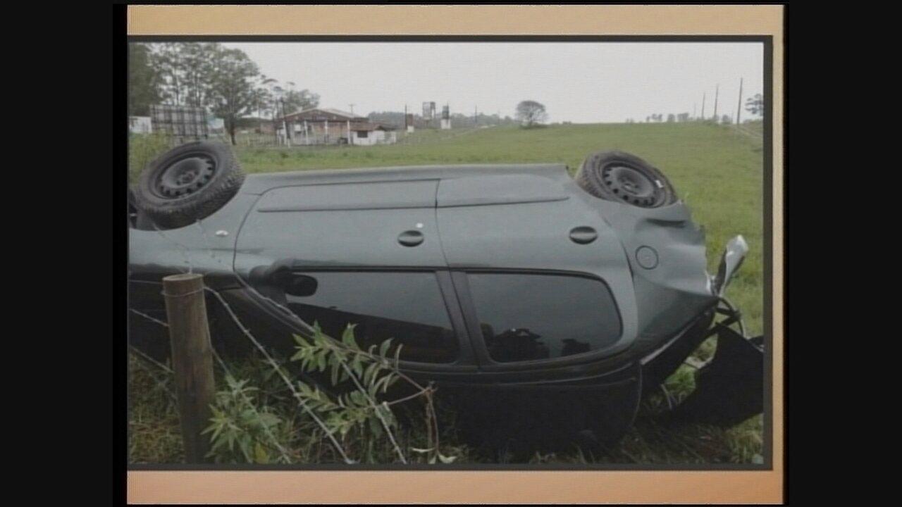 Homem morre em acidente em Araranguá