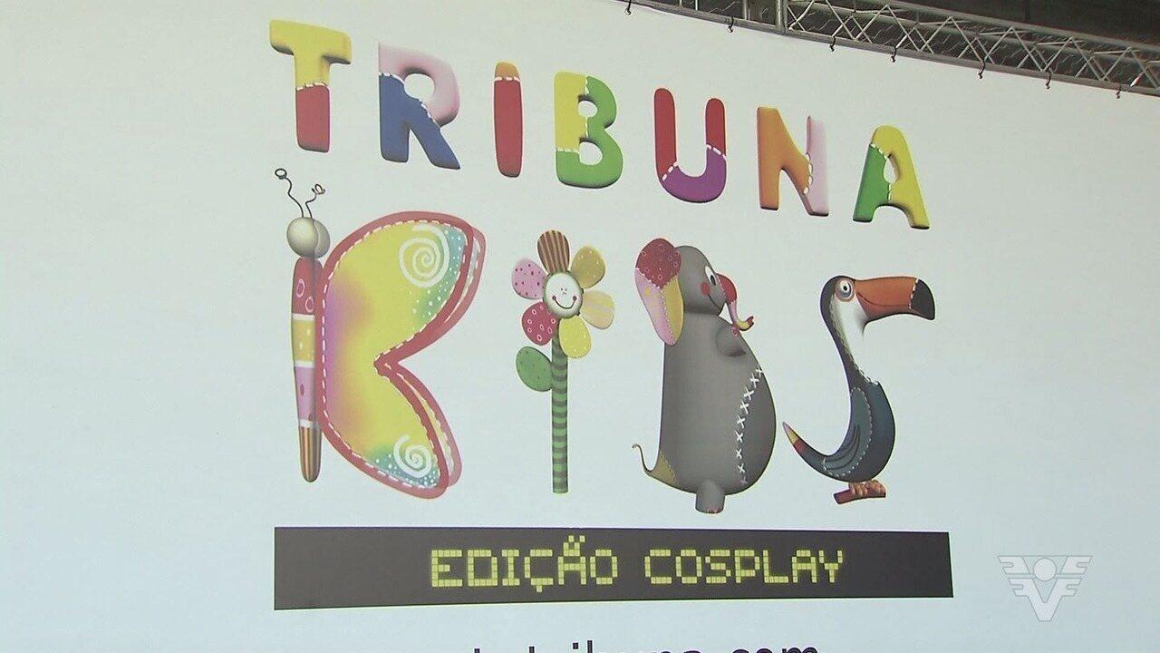 Tribuna Kids reúne milhares de pessoas em Santos