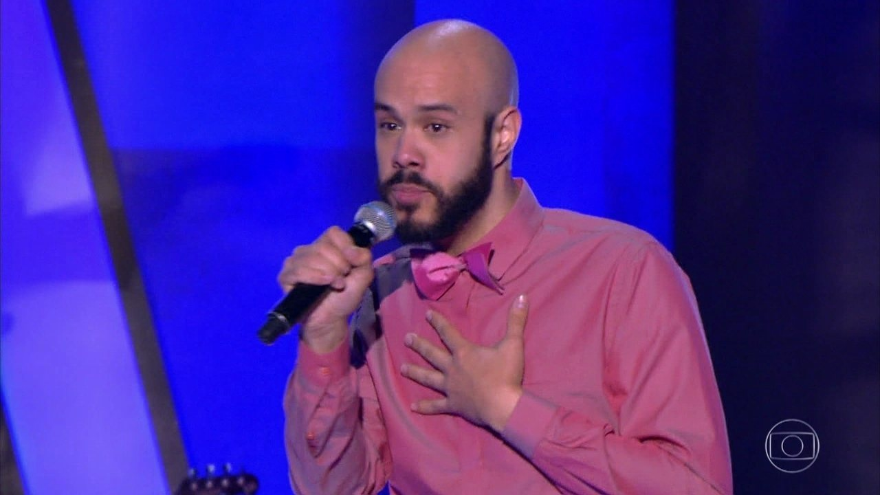 Juliano Barreto canta 'Say You'll Be There'