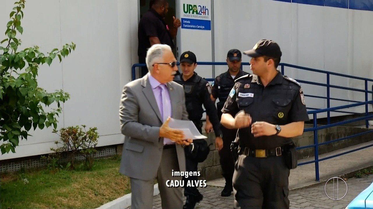 Justiça fiscaliza atendimento nas UPAs de Petrópolis, RJ, neste feriado