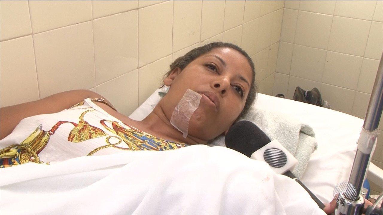 Vítima de acidente na Chapada Diamantina fala sobre susto e dor de perder um dos braços