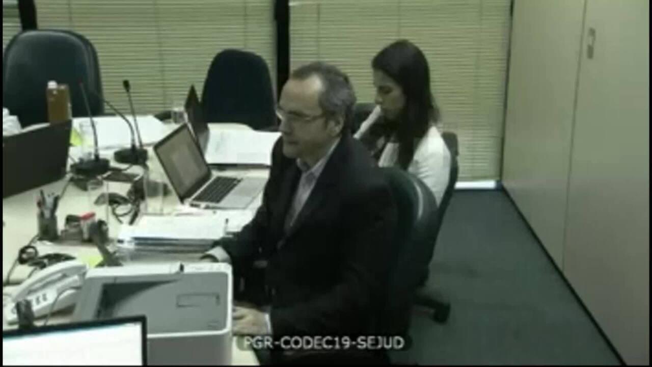 Funaro detalha divisão de propina em esquema que teria beneficiado Moreira e Cunha